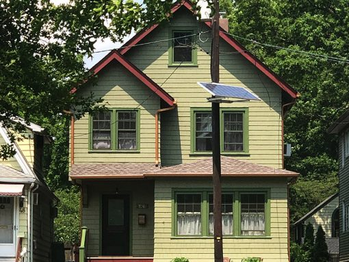 Art and Crafts Style Rehab in Montclair